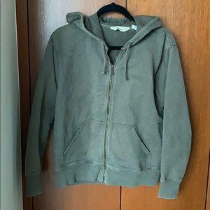 Eddie Bauer hooded jacket